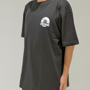 ORESAMA Emblem Tシャツ ブラック×ホワイト