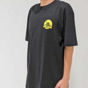 【SOLD OUT】ORESAMA Emblem Tシャツ   ブラック×イエロー