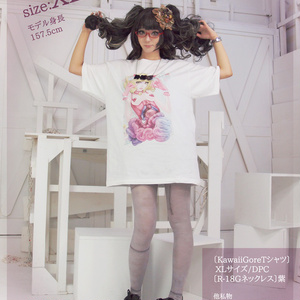 [XLのみ]Deadly Pussy Cat T-shirts