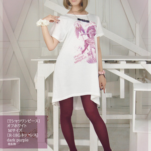 LizieのTシャツワンピース