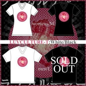 LUVCULTURE T-shirts