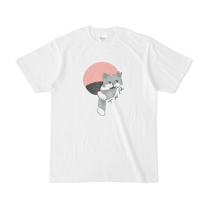 TNRくまこTシャツ(ピンク)