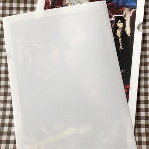 【DMC】プチオンリー開催記念クリアファイル