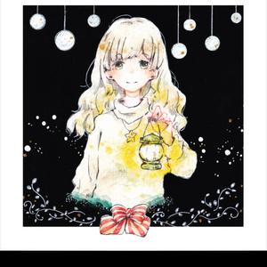 イラストカード『winter』