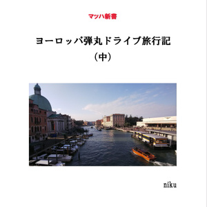 ヨーロッパ弾丸ドライブ旅行記(中)