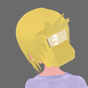 【VRoidアバター】「クオリアさん」