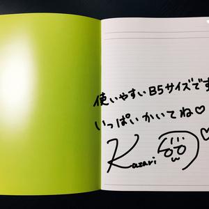 NOKAZARINOLIFE ノート