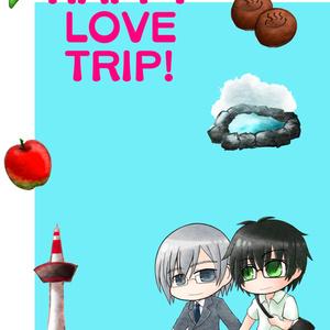 【3ライ宗零】HAPPY LOVE TRIP!