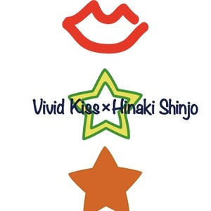 vividkiss × ひなきイメージプリントソックス