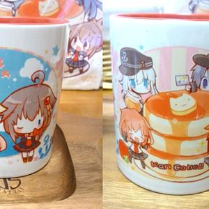 艦これマグカップ(夕立時雨&第六駆逐隊)