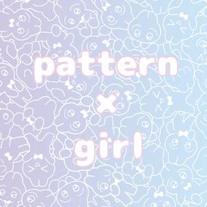 イラスト本『pattern × girl』