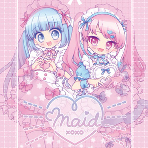 イラスト本『maid』