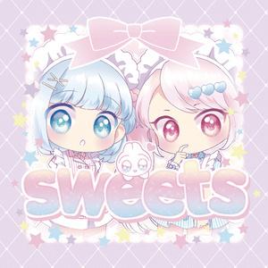 イラスト本『sweets』