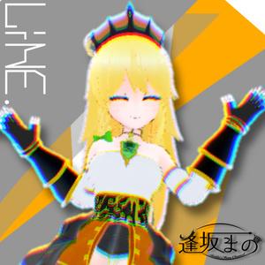 オリジナルラップバトル音源「LiNE.」