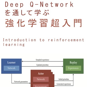 Deep Q-Network を通して学ぶ、強化学習超入門(電子書籍、84ページ)