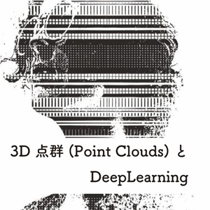 3D 点群 (Point Clouds) と DeepLearning