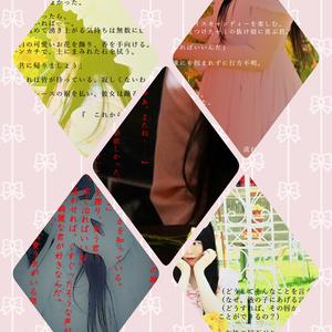 SS小説ブロマイド8枚セット【ジル単独】