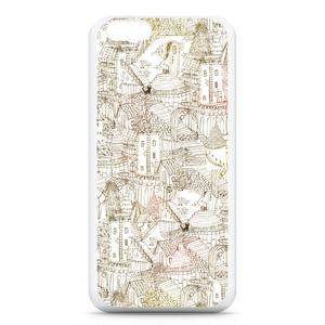 "Original pattern ""あの子の街"" for iPhone6"