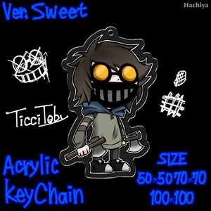 Ticci Toby : ver. sweet