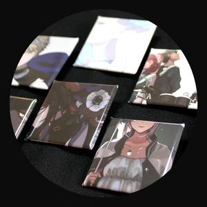 缶バッジセットA(三騎士+愛歌)