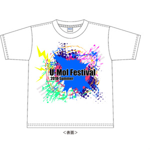 U-Mol Festival Tシャツ
