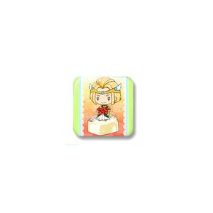 サガ男子チョコ缶バッジ