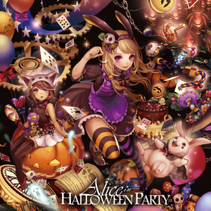 Alice in HALLOWEEN PARTY