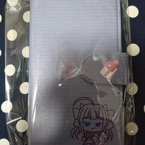 大森杏子ちゃん汎用手帳型スマホケースシック