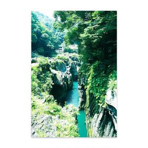 ポストカード 高千穂峡