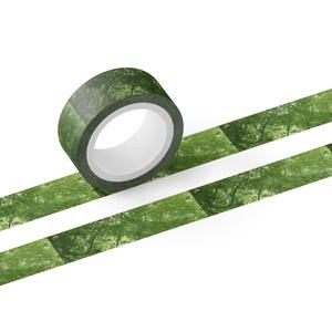 マスキングテープ 深緑