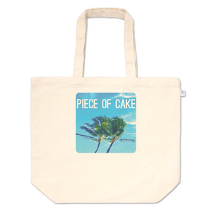 Peace of cake トートバッグ