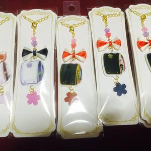 new 刀剣男士×ランドセル りぼんチャーム 【第二弾】