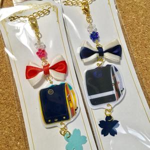刀剣男士×ランドセル りぼんチャーム 【全81種】