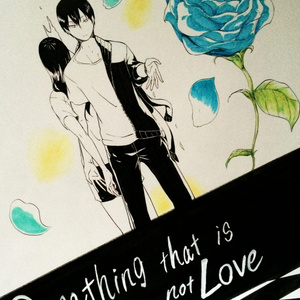 Something that is not Love