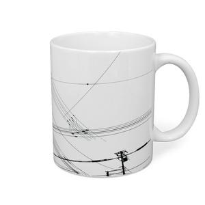 マグカップ 電柱