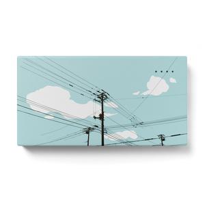 モバイルバッテリー 電柱2