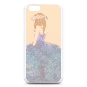 宇宙ドレスのiPhoneケース