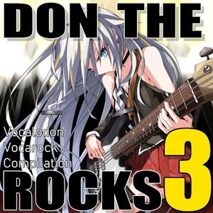【歌詞カードPDF】 DON THE ROCKS 3
