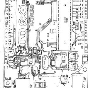 ARDUINOっぽいiPhone手帳ケース