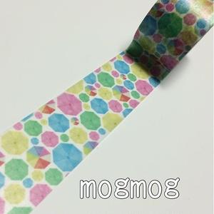 colorfulumbrella 傘柄マスキングテープ