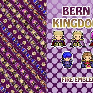 ベルン王国クリアファイル