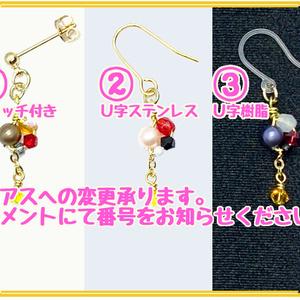 Fate/Grand Order キャラクターイメージイヤリング(片耳)