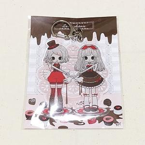 【東京喰種】チョコレート工場 アクリルキーホルダー(鈴屋什造+玲)