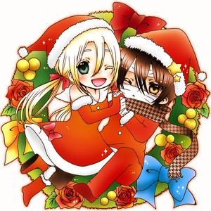 ザクレイクリスマス限定アクキー