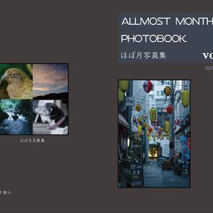 Almost Monthly Photobook vol.1(紙版)