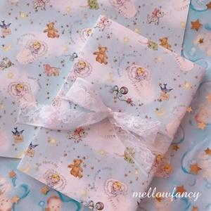 【 Sweet Dreams Baby 】オリジナルラッピングペーパー