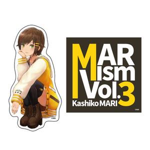 MARism Vol.3 数量限定ステッカー