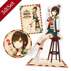 MARism Vol.4 ちゃんまりセット