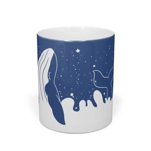【マグカップ】ザトウクジラの見る夢
