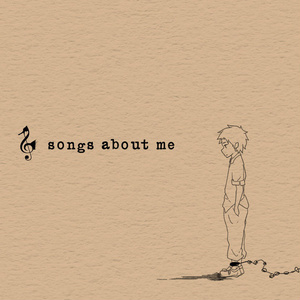 弾人 1st Album「songs about me」